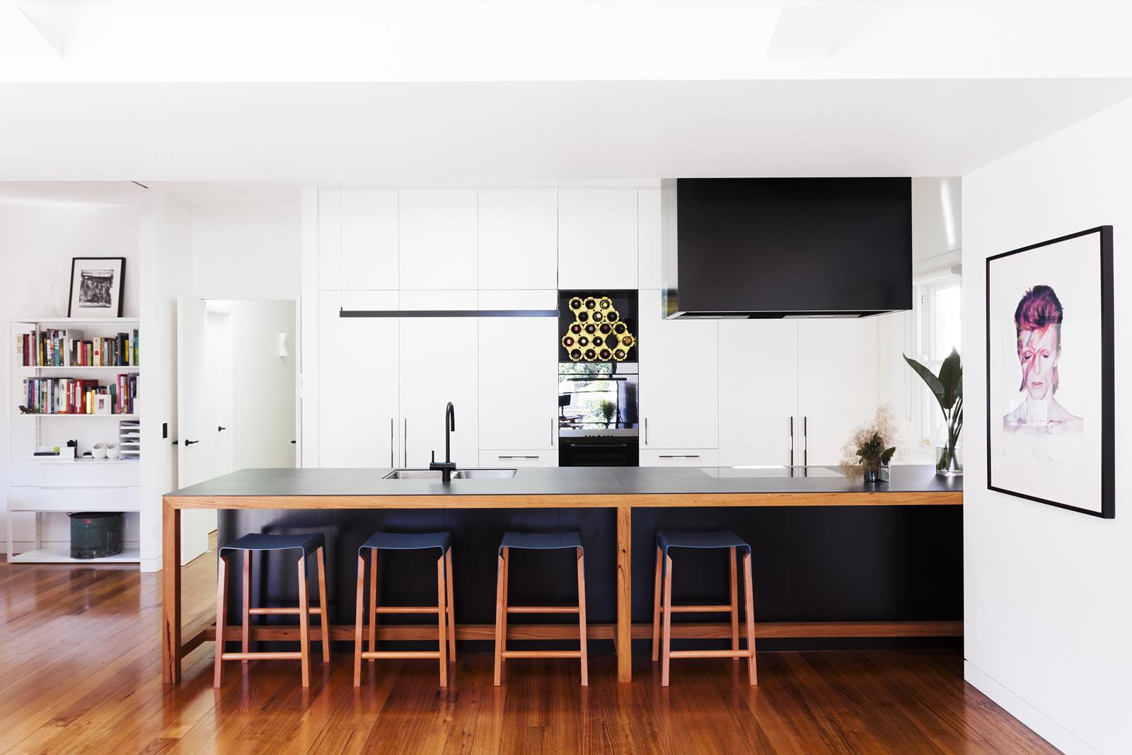 Modern kitchen designs melbourne for Quality kitchen designs
