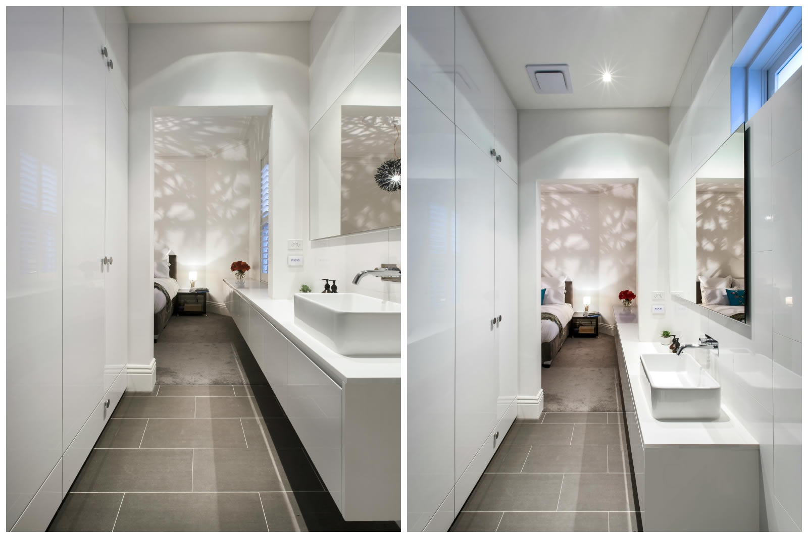 Our Work Contemporary Bathrooms Archives Cos Interiors Pty Ltd Exceptional Best Cabinet