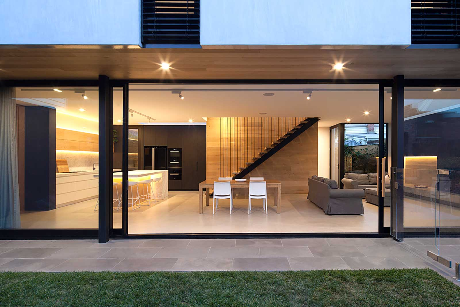 Contemporary Residence - Farrell Street, Port Melbourne