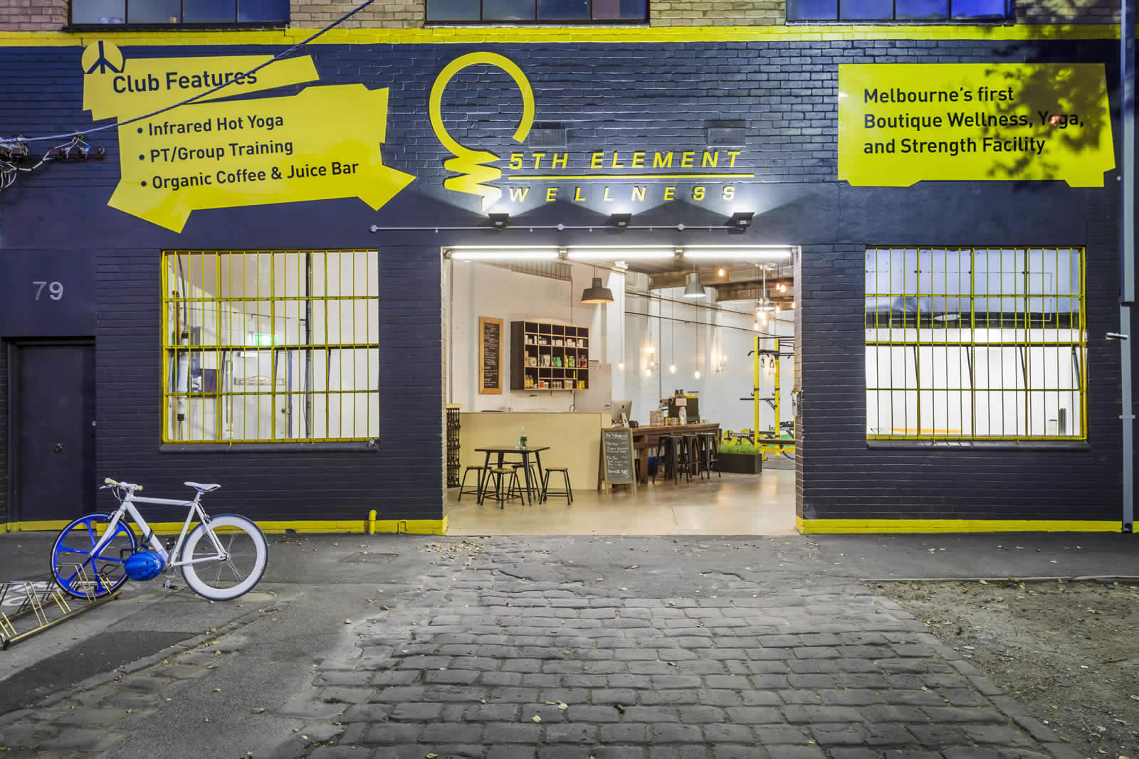 Commercial: 5th Element Wellness - Fitzroy North
