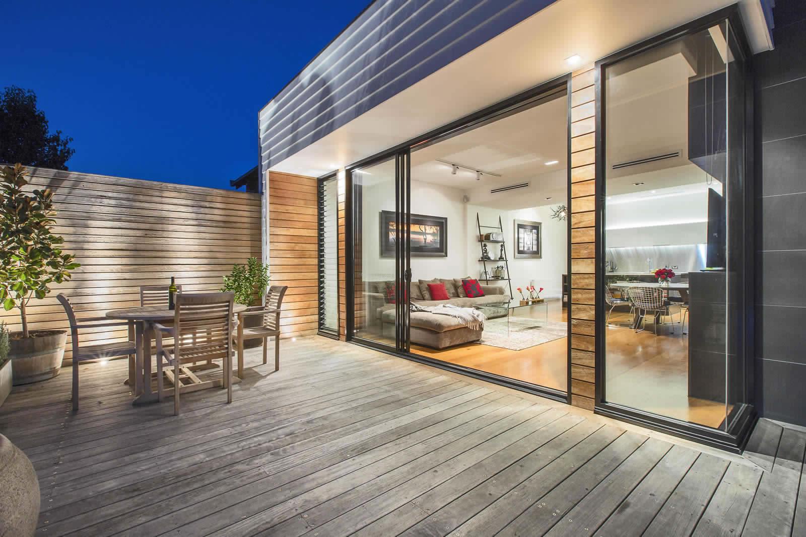 Indoor-Outdoor Rooms